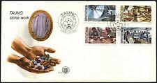 Bophuthatswana 1978 Piedras Semipreciosas FDC Primer Día Cubierta #C41516