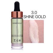 Liquid Highlighter Make-up Shimmer Cream Face Highlight Illuminator Glow Bronzer