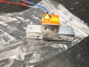 Qidi X One2 Heated Extruder Assembly