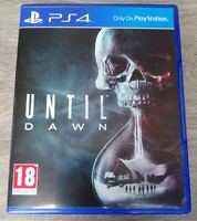Until Dawn for Sony Playstation 4 PS4 18+ Action Game (CUSA 01913)