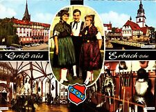 Gruß aus Erbach / Odw.  , Ansichtskarte