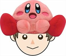 New Kirby Cosplay Plush Cap Hat Costume Halloween fast shipping