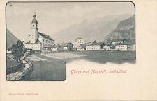 AK Gruss aus Neustift, Stubaithal, Tirol    (E10)