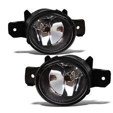 Fit for 2006 Sentra Fog Lights Fog Lamps Clear Lens H11 halogen