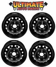 """Wheels (Set of 4) Steel 16"""" for 07-15 Jeep Patriot"""