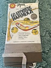 Go Anywhere Hammock-New In Bag, camping, home, yard, relaxation, gift