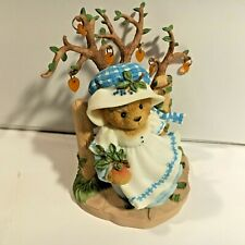 Very Rare Cherished Teddies 867470 Edna Tree Hearts Limited Edition Mint Nib 9
