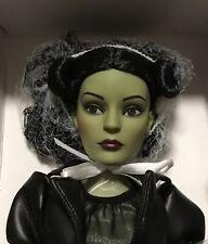 Pop Goes Oz Wicked Witch doll NRFB Tonner LE 500 Ellowyne Wilde Wizard