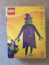 *BRAND NEW* Child's Lego Witch Fancy Dress Costume 4-6 yrs. Ideal For Halloween