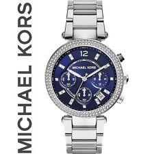 ✅ Original MICHAEL KORS Damen Uhr MK6117 Parker, mit Straßsteinchen, NEU+OVP