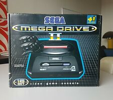 SEGA MEGADRIVE 2 game console with 2 control pads 230V Used