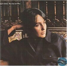 CD JOAN BAEZ ONE DAY AT THE TIME 1992 FNAC PRESSING WM 321 662102