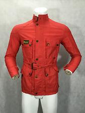 BELSTAFF Giacca Parka Cappotto Giubbino Jacket Coat Tg 40 Man Uomo