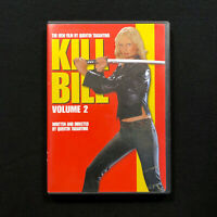Quentin Tarantino's KILL BILL VOLUME 2 DVD featuring Uma Thurman David Carradine