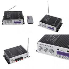 WINGONEER Mini Bluetooth Hi-Fi Stereo Audio AMP Amplifier Bass Booster MP4...