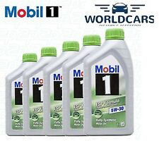 MOBIL 1 ESP FORMULA 5W-30 5W30 MOTOR OLIO AUTO MOBIL 5 LT LITRI SINTETICO