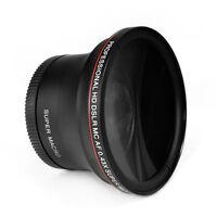 Altura Photo 0.43X 58mm HD Lens For Olympus/JVC/Nikon/Sony/Canon
