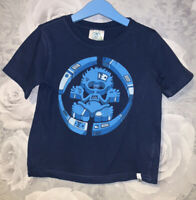 Boys Age 3-4 Years - Saltrock T Shirt
