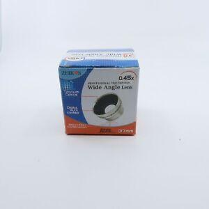 Zeikos ZE-WA37S 37mm 0.45X Wide Angle Lens (pp)