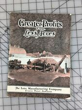 LETZ manufacturing 62 page advertising CATALOG PRODUCT INFORMATION Brochure