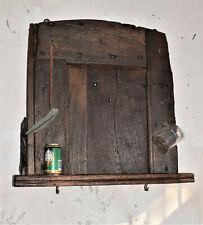 Antica piattaia porta piatti porta vasi spezie mensola anni