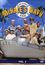 Mchale's Navy: Season One Volume 1 [New DVD] Full Frame