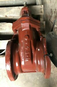 """Clow 2630RS 6"""" mechanical joint Gate Valve 200 W 2000"""
