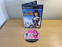 PLAYSTATION 2 - PS2 - PIRATES - THE LEGEND OF BLACK KAT - COMPLETE WITH MANUAL