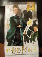 Harry Potter - Minerva McGonagall Doll BRAND NEW -809