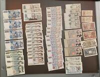 Lotto 57 Banconote Repubblica italiana Alta conservazione