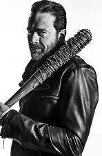 Framed Print - Walking Dead – Negan (Picture Poster Rick Daryl Glenn Morgan)