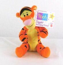 Vintage Small Tigger Plush Toy Beanbag Friend Original Tags Walt Disney Mattel