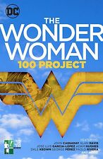 THE WONDER WOMAN 100 PROJECT (softcover)