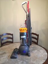 Dyson Ball Multi Floor Upright Vacuum, Yellow and Iron ! Displays Item Cheap