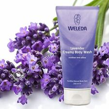 Weleda Lavender Scent Body Cleansers
