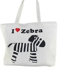 I Love Zebra Shoulder Bag