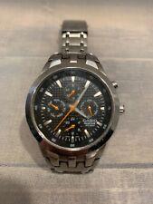 CASIO Edifice Time Piece EF-312 Wrist Watch Japan Mov't Water Resistant