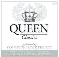 Symphonic Rock Project - Queen Classics [New CD] Holland - Import