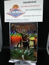 1997-98 TOPPS FINEST MICHAEL JORDAN FINISHERS REFRACTOR WITH COATING