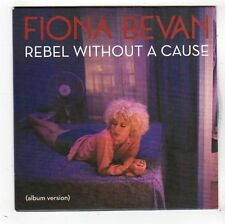 (FY14) Fiona Bevan, Rebel Without A Cause - 2014 DJ CD