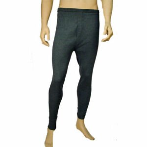 NEW MENS THERMAL LONG JOHNS,BLUE,WHITE,GREY,THERMAL BASE LAYER UNDERWEAR