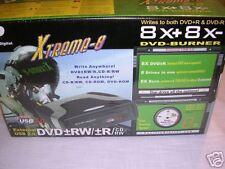 Pacific Digital X-TREME - 8x + 8x - DVD Burner  - NEW