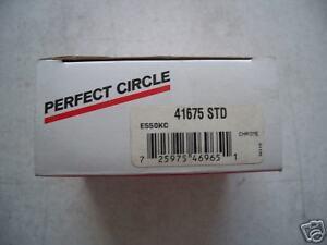 GM GEO 1.0 LP2 SPRINT METRO FIREFLY PISTON RINGS 41675 STD