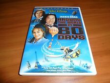 Around the World in 80 Days (DVD, 2004, Widescreen) Jackie Chan Used Disney