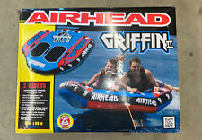 Airhead Griffin 2 Ridable Towable Tube! Brand New / Sealed Box!