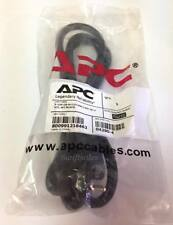 APC 04290-4 4FT Right Angle NEMA 5-15P-UA To IEC C13 Connector 10A/125V SJT UL