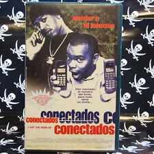 CONECTADOS (Michael Martin) VHS . Master P Aj Johnson Helen Martin Mia X
