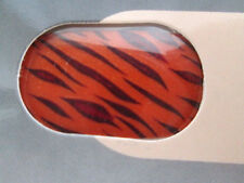 TIGER..SEPHORA by OPI~TREND TIPS..REAL LACQUER STRIPS..NAIL WRAPS..NEW