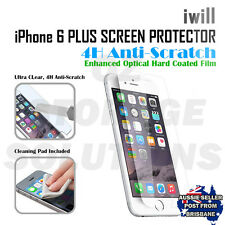 iwill Apple iPhone 6 plus Premium anti scratch extra clear Screen Protector