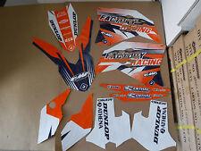 FLU PTS3 KTM Graphics SX SXF XC 2007 2008 2009 10  & EXC XCW XCWF 2008 09 10 11